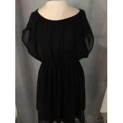 FINN &OLIVER COUTURE LITTLE BLACK DRESS LBD
